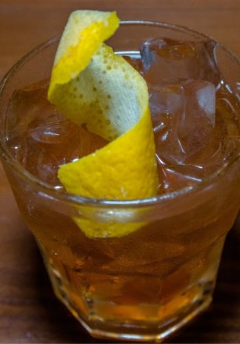 Cockspur Gold Old Fashioned