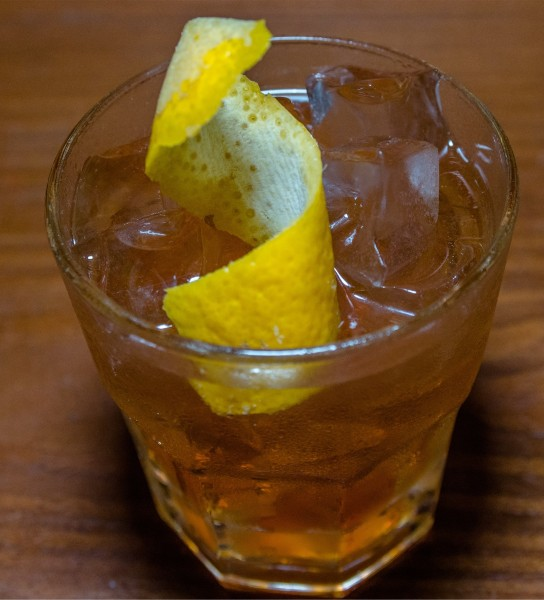 Cockspur Gold Old Fashioned (1)